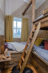 Køyeseng hytte