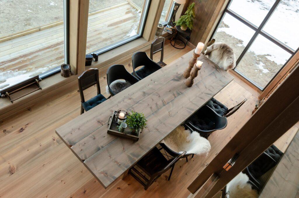 Spisebord hafjellbord